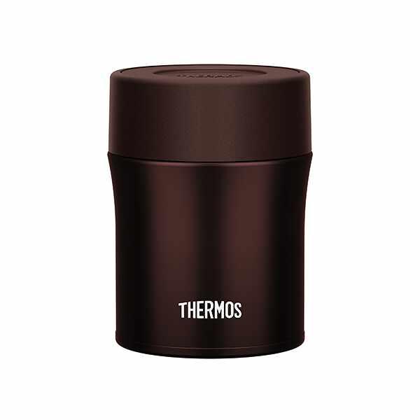 サーモス真空断熱スープジャ—JBM502[容量:500ml][カラー:チョコ] JBM-502-CH