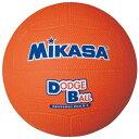【ミカサ】 教育用ドッジボール3号 [カラー:オレンジ] #D3-O 【スポーツ・アウトドア:レクリエーションスポーツ:ドッジボール】【MIKA..