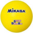 【ミカサ】 スポンジドッジボール [カラー:イエロー] #STD18-Y 【スポーツ・アウトドア:レクリエーションスポーツ:ドッジボール】【MIKASA】