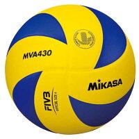 【ミカサ】 バレーボール 練習球 4号 #MVA430 【スポーツ・アウトドア:バレーボール:ボール:一般球】【MIKASA】の画像