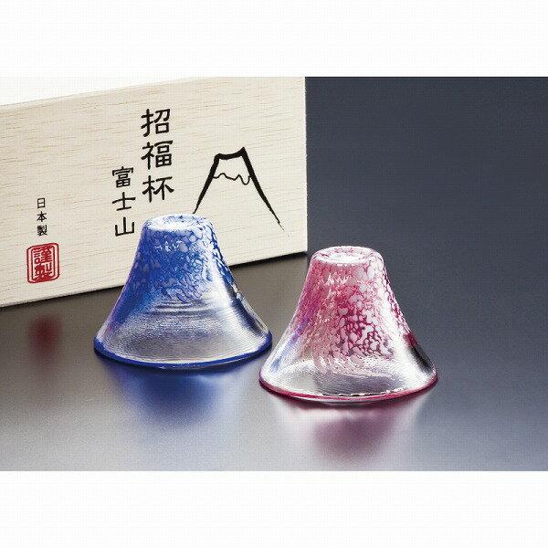 東洋佐々木ガラス招福杯富士山冷酒杯揃G635-T72キッチン用品:食器・食卓用品:食器:和食器:ぐい