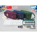 ターナー ポスターカラー デザインバッグセット B [カラー:紺] 【アーテック: 日用品・生活雑貨 文具・事務用品 画材】【ARTEC】