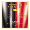 【ヤサカ】 マークV(ファイブ) AD 卓球ラバ- [カラー:ブラック] [サイズ:特厚] #B-11 【スポーツ・アウトドア:卓球:卓球用ラバー】【YASAKA】
