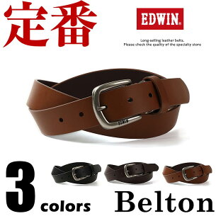 エドウィン リサイクル カジュアル プレゼント シンプル ブラック ブラウン