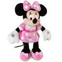 ディズニー ミニーマウス ぬいぐるみ 並行輸入
