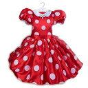 【1-2日以内に発送】 ディズニー Disney US公式商品 ミニーマウス ミニー ドレス 洋服 コスチューム 衣装 子供用 服 コスプレ ハロウィン ハロウィーン 子供 キッズ 女の子 男の子 [並行輸入品] Minnie Mouse Red Dress Costume for Kids グッズ ストア プレゼント ギ