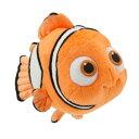 【1-2日以内に発送!】ディズニー Disney US公式商品 ファインディングニモ ドリー ファインディングドリー ニモ プラッシュ ぬいぐるみ 人形 おもちゃ ミニ 17.5cm [並行輸入品] Nemo Plush - Finding Dory Mini Bean Bag 7''