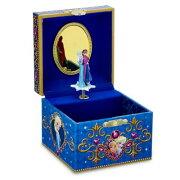 【1-2日以内に発送】ディズニー Disney US公式商品 アナ雪 アナと雪の女王 フローズン プリンセス ジュエリーボックス アクセサリー ジュエリー ミュージカル [並行輸入品] Frozen Musical Jewelry