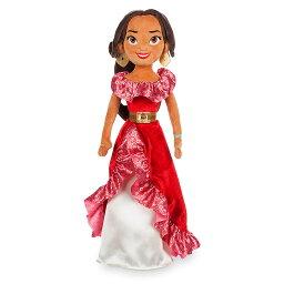 【1-2日以内に発送】 ディズニー Disney US公式商品 エレナ アバローのエレナ プリンセス エレナ姫 ディズニージュニア プラッシュ ぬいぐるみ 人形 おもちゃ ドール フィギュア 【中サイズ】 [並行輸入品] Elena Plush Doll - Medium 20'' グ