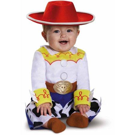 【1-2日以内に発送】ディズニー Disney トイストーリー ジェシー コスチューム 衣装 コスプレ 【帽子付き】ドレス ハロウィーン ハロウィン ベビー 幼児 子供 赤ちゃん 幼児用 男の子 女の子 [並行輸入品] Toy Story Jessie Deluxe Infant Halloween Costume クリス