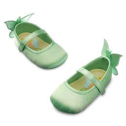 【1-2日以内に発送】 ディズニー Disney US公式商品 ティンカーベル 靴 シューズ くつ コスチューム 衣装 コスプレ ドレス 服 コスプレ ハロウィン ハロウィーン ベビー 赤ちゃん 幼児用 女の子 男の子 [並行輸入品] Tinker Bell Costume Shoes for Baby グッズ ス