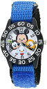 【あす楽】 ディズニー Disney ミッキーマウス 腕時計 時計 うでどけい とけい ウォッチ 男の子 ボーイズ 子供用 ベビー [並行輸入品] Disney Boy's 'Mickey Mouse' Quartz Plastic and Nylon Casual Watch, Color:Blue (Model: W003004) グッズ ストア プレ