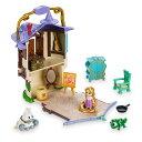 【取寄せ】 ディズニー Disney US公式商品 塔の上のラプンツェル プリンセス アニメーターズコレクション おもちゃ 玩具 トイ 人形 ドール フィギュア セット [並行輸入品] Disney Animators' Collection Littles Rapunzel Micro Doll Play Set - 2'' グ