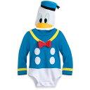 ディズニー Disney US公式商品 ドナルドダック Donald コスチューム 衣装 ドレス 服 コスプレ ハロウィン ハロウィーン ロンパース ボディスーツ ボディースーツ 服 コスプレ セット ベビー 赤ちゃん 幼児用 女の子 男の子  Duck