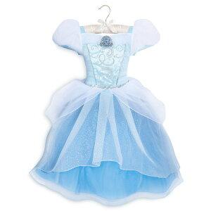 【1-2日以内に発送】 ディズニー Disney US公式商品 シンデレラ プリンセス コスチューム 衣装 ドレス 服 コスプレ ハロウィン ハロウィーン 服 コスプレ 子供 キッズ 女の子 男の子 [並行輸入品] Cinderella Costume for Kids グッズ ストア プレゼント ギフト 誕生日