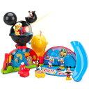 【取寄せ】 ディズニー Disney US公式商品 ミッキーマウス ミッキー クラブハウス おもちゃ 玩具 トイ セット 並行輸入品 Mickey Mouse Clubhouse Deluxe Playset グッズ ストア プレゼント ギフト 誕生日 人気 クリスマス 誕生日 プレゼント ギフト