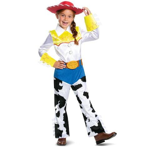 【1-2日以内に発送】 ディズニー Disney トイストーリー ジェシー コスチューム 衣装 コスプレ ハロウィーン ハロウィン [並行輸入品] Toy Story Jessie Deluxe グッズ ストア プレゼント ギフト クリスマス 誕生日 人気