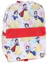【1-2日以内に発送】【L】 ディズニー Disney 白雪姫 プリンセス リュックサック リュック 旅行 バッグ バックパック 鞄 かばん 女の子 女子 女児 子供 子供用 ガールズ キッズ [並行輸入品] Backpack Snow white 16''' all print クリスマス 誕生日 プレゼント ギフト
