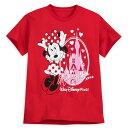 【取寄せ】 ディズニー Disney US公式商品 ミニーマウス ミニー シンデレラ プリンセス ウォルトディズニーワールド ウォルトディズニー Tシャツ トップス 服 シャツ 女の子用 子供用 城 キャッスル 女の子 ガールズ 子供 [並行輸入品] Minnie Mouse Cinderella Castle T-Shi