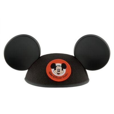 【1-2日以内に発送】【子供用】ディズニー Disney US公式商品 ミッキーマウス イヤーハット【Walt Disney World】 耳キャップ ハット 帽子 キッズ 男の子 女の子 [並行輸入品] Mickey Mouse Ear Hat for Kids