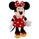 【1-2日以内に発送】ディズニー Disney US公式商品 ミニーマウス ぬいぐるみ 約47.5cm 赤 人形 プラッシュ [並行輸入品] Minnie Mouse ..