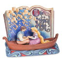 【取寄せ】ディズニー(Disney)US公式商品 塔の上のラプンツェル プリンセス 置物 フィギュア ジムショア [並行輸入品] Rapunzel ''One ...
