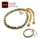 AMP JAPAN(�A���v�W���p��) Deerskin Bracelet With Maria �u��