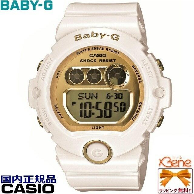 CASIO/カシオBABY-G/ベビージーBASIC SERIES/ベーシックシリーズホワイト 白 BG-6901-7JF 【正規品・送料無料!】G-SHOCKの人気モデル6900シリーズにインスパイアされたモデル♪