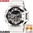 CASIO/カシオ G-SHOCK/ジーショック Hyper Colors/ハイパーカラーズホワイト 白 GA-400-7AJF