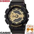CASIO/カシオG-SHOCK/ジーショックBlack × Gold Series/ブラック×ゴールドシリーズアナデジ ビッグケースGA-110GB-1AJF