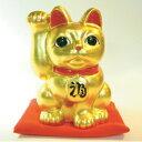 招き猫 4号(金運)