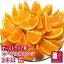 激甘 オレンジ 約2kg(9〜14玉) オーストラリア産  「北海道・沖縄は+1100円」 果物 フルーツ ネーブル バレンシア 柑橘 ジュース