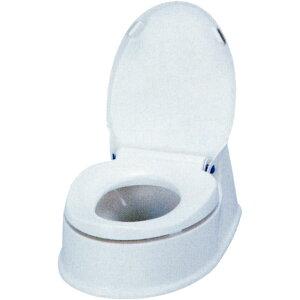 段差のあるトイレにアロン化成サニタリーエースHG両用式