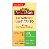 ネイチャーメイド 大豆イソフラボン (60粒入/30日分)【5,400以上で】【05P01Mar15】