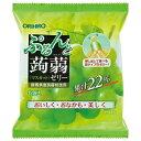 オリヒロ ぷるんと蒟蒻ゼリー新パウチ マスカット 20g×6個