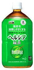 Flower Kings healthya green tea 1L×12 pieces □