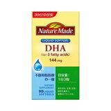 大自然制造的DHA(90粒输入/ 30天)[ネイチャーメイド DHA (90粒入/30日分)【5,400以上で】【05P01Mar15】]