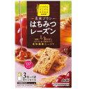 【5箱セット】バランスアップ 玄米ブラン はちみつレーズン(3枚×5袋)