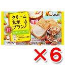 6個セット バランスアップ クリーム玄米ブラン ココナッツアーモンド(2枚×2袋)