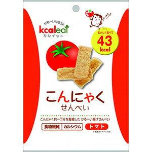 カルイット こんにゃくせんべい 1袋(10g) トマト