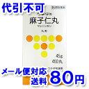 【第2類医薬品】ウチダの麻子仁丸 45g 定形外郵便で送料無料