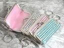 ◆【印鑑ケース・はんこケース】キラキラがま口ケース/10.5mm〜12mm用/3色から選べます/かわいい!/プレゼントやギフトに!【実印・銀行..
