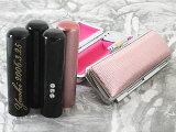 ピンクの色にこだわりました♪キラキラケースが付いて2500円!ケースのみの購入(1000円)も可能です。■□『印鑑・はんこセット』認印・銀行印・選べる印鑑セット♪メタリック天然本水
