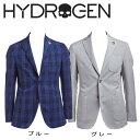 送料無料 ハイドロゲン 【 HYDROGEN 】 ジャケット 2つボタン サイドベンツ【 メンズ 】選るカラー 120309 【あす楽対応】