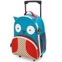 スキップホップ SKIP HOP ズー ローリング パック 【 フクロウ 】 Zoo kids Rolling Luggage 212304 【あす楽対応】【HLS_DU】【RCP】