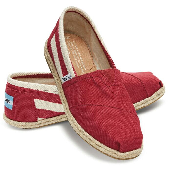 Toms Shoes Stripe