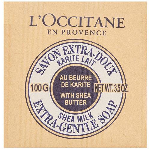 ロクシタン シアバター ソープ ミルク 100g L'OCCITANE LOCCITANE