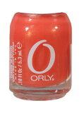 OLee 迷你指甲油 橘子 Sol床5.3mL (48657)ORLY 【HLSDU】[オーリー ミニネイルラッカー オレンジ ソルベット 5.3mL (48657) ORLY 【HLSDU】]