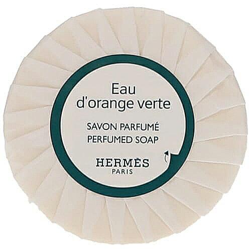 エルメス オードランジュ ヴェルト パルファムソープ 50g (ケース付) 石鹸 HERMES 【HLS_DU】 【RCP】