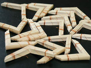 *10 piece of oboe happy ship type Cane happy cane possibility